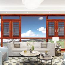 长沙德技双品铝合金门窗加盟代理定制铝门窗120系列断桥窗纱一体门窗-阳光房隔音系统门窗
