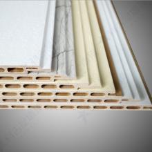 超市装修防火竹木纤维集成墙面_广东竹木纤维集成墙面现货