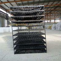 PP格栅板PP格栅填料支撑板网格板污水冷却塔用 冀州亿恒