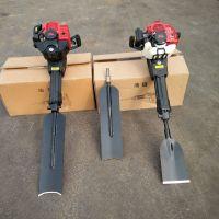大马力铲头式起苗机/小型铲式移树机/树苗断根起树机厂家