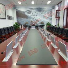 供应会议桌超薄液晶升降器,保定市超薄15.6寸液晶屏升降器厂家