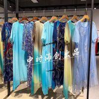 深圳帛蒂娜品牌货源女装折扣女装品牌货源批发供应多种款式多种风格
