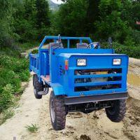 厂家热销农用四不像运输车 可定做加高加宽 多用途大载重六轮四驱拖拉机运输车