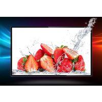 四川49寸壁挂式红外触摸显示器 4K高清显示屏一体机