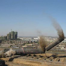 人工拆50米水泥烟筒需要多少钱一米