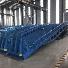厂家直供移动式登车桥6吨8吨10吨码头物流集装箱装卸货平台汽车尾板 6up传奇扑克 质量保障
