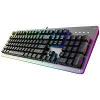 供应B.FRIENDit壁虎忍者GK6A铝合金防水有线RGB背光游戏机械键盘