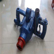 厂家直销矿用气动手持是帮锚杆钻机 ZQS-65/2.5S手持式锚杆钻机