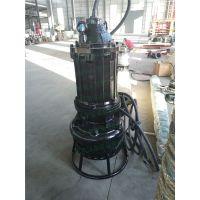 南充潜水抽泥泵 电动吸泥泵 耐磨清淤泵