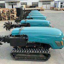 打药除草一体旋耕机 功能配置可选择农业机械 多功能旋耕机