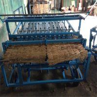 安徽现货供应大棚保温可定制草帘子机草苫机蔬菜大棚保温编织机