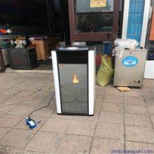 济南节能环保颗粒取暖炉 风能锯末颗粒采暖炉价格