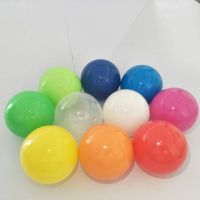 成都儿童游乐设备厂家 批发零售海洋球 标准八公分加厚耐用 颜色多样