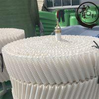 优质透明圆形冷却塔填料——河北龙轩