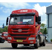 北京青岛解放悍V单桥 240马力 4X2牵引半挂车专卖销售
