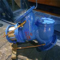 YQ98001-16C DN200 过滤活塞式可调减压阀工作原理结构图售后保障 渤工阀门