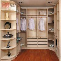 富滋雅简易儿童成人板式衣柜韩式风格组装衣柜可定制
