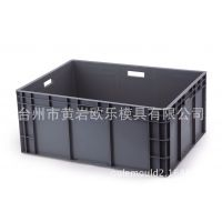 大型注塑加工周转箱模具 黄岩塑料制品物流箱周转箱模具出售
