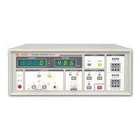同惠TH2686N电解电容漏电流测试仪,用于电解电容器生产线质量保证