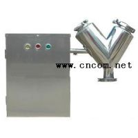中西小型干粉混料机/小型不锈钢干粉混合机/V型混合机型号:EU55-V-5库号:M315983