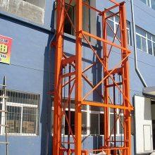 导轨式液压升降货梯、简易导轨式升降货梯、三层重型链条式升降平台、全国直销