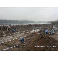 嘉善井点降水设备厂家提供,技术人员现场指导