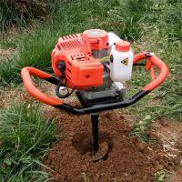 钻眼植树挖坑机 手提便捷打眼机