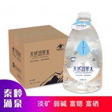 印象秦岭天然沏茶水高端水