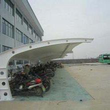 膜结构车棚厂-膜结构-苏州创锦帆装饰工程有限公司车棚(查看)