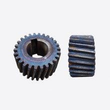 混凝土搅拌机提升电机减速机23/26齿电机轴轮 搅拌变速箱斜齿齿轮
