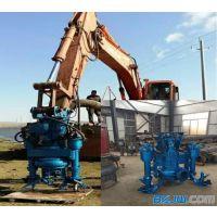 液压耐磨围堰泵 清淤船专用液压砂石泵专业生产 江淮泵业