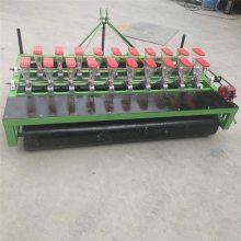 四轮芹菜精播机 小颗粒种子精播机厂家 小白菜种植机