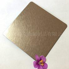 304不锈钢乱纹香槟金板 不锈钢乱纹厂 不锈钢乱纹板加工