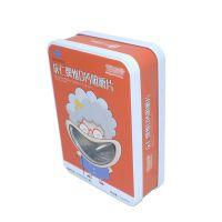 义信利f175维生素钙片咀嚼片铁盒 医药含片口服液铁盒 固体饮料包装盒厂家