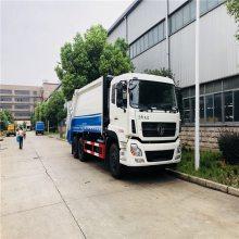 楚胜环卫车生产厂家 挂桶式垃圾车 免费保修的勾臂式垃圾车