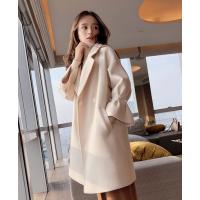 杭州呢子大衣批发便宜库存服装整单外套双面呢大衣便宜处理15元外套批发