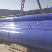 内外涂塑复合钢管3PE防腐钢管8710环氧粉末