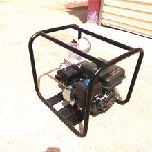 佳诚 柴油水泵抽水机 农业灌溉高扬程自吸泵 高压消防柴油机