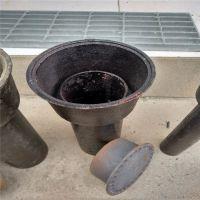 友瑞牌钢制地漏DN150 碳钢深水封地漏 Q235A材质