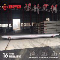 江西20吨电动铁水包车 低压电动轨道车 车间电平车安全耐用