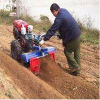 手扶拖拉机旋耕机图片 15马力常柴手扶拖拉机 圣鲁新型小型开沟机
