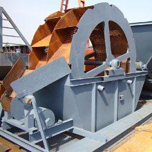 厂家生产沙场用筛沙机 轮式洗沙机处理量 沙石料清洗筛砂机械