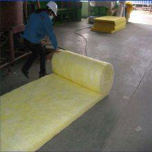 宁夏玻璃棉 钢结构玻璃棉毡复合铝箔贴面保温棉