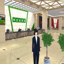 做3d展厅效果图多少钱-3d展厅-木棉树3D(查看)