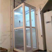 济阳真人德扑圈 厂家直销 别墅电梯 复式电梯 家用升降机 小型家用电梯