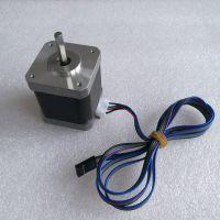 42BYG步进电机 48mm机身 静力矩0.52NM 两相四线 3D打印机