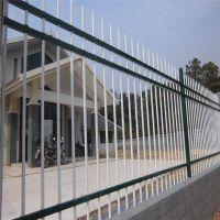 围墙铁栅栏 金属围墙护栏 防护栅栏厂家