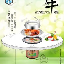 智国蒸汽火锅蒸汽海鲜锅商用大容量酒店蒸汽石锅鱼蒸汽锅设备家用