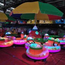 室外儿童游乐玩具飞鱼设备 儿童旋转木马秋千鱼 摇控带彩灯电动升降小飞机