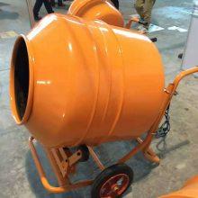 电动搅拌机 小型工地水泥沙石粉尘滚筒搅拌机